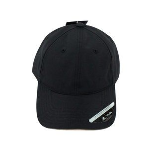 NWT Adidas Golf Performance Relaxed Fit Black Hat